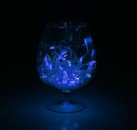 Гирлянда «Игла» комнатная, 8 режимов, синяя