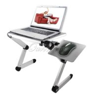 Столик для ноутбука Т3 (серебряный)