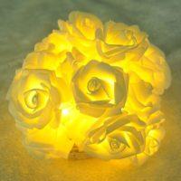 Гирлянда Розы