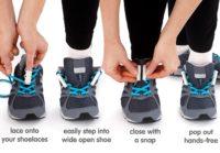 Магнитные застежки для обуви