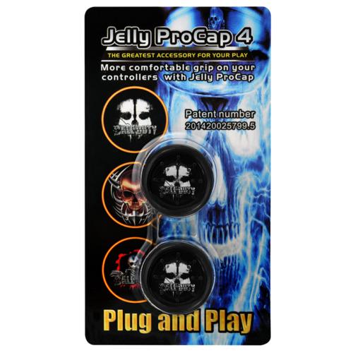 Насадки на стики ps4 Jelly ProCap 4