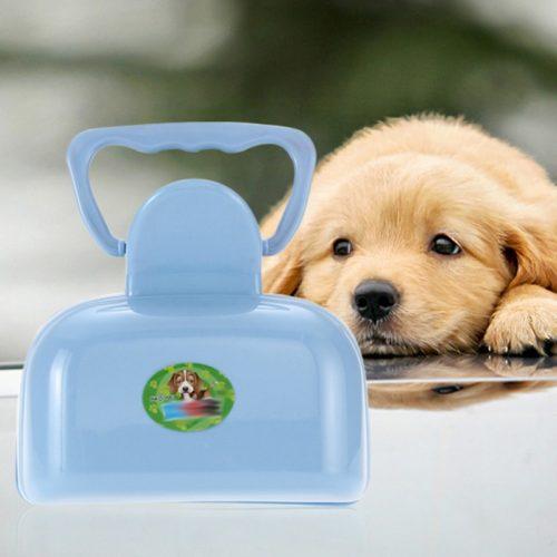 Совок для уборки за собакой
