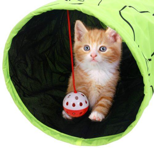 Тоннель для кошки (шуршащий)