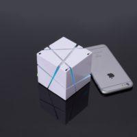 Колонка Bluetooth Q-one Куб