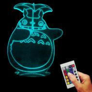 3D Светильник Тоторо