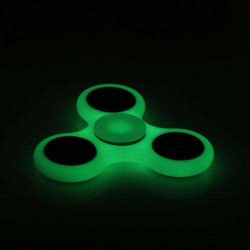 Спиннер светящийся (Hand Fidget Spinner)