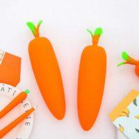 Пенал Морковь