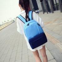 Рюкзак Blue and blue
