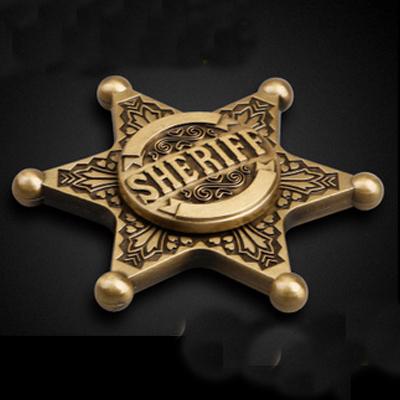 Спиннер Шериф (значок)