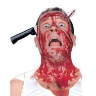 Ободок Нож в голове