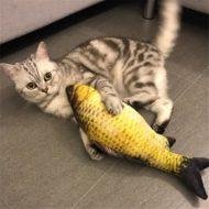 Игрушка для кошек Рыба