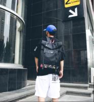 Рюкзак с отворачивающимся верхом Jun Bo