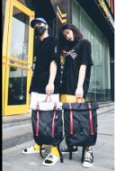 Рюкзак с закатанным верхом Big Black
