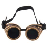 Очки стимпанк Гогглы