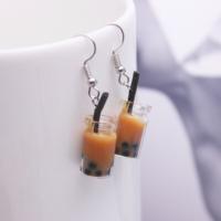 Серьги Чайный коктейль
