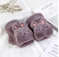 Варежки Кролики