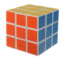 Гигантский кубик Рубика 3х3